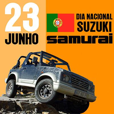 Dia Nacional Suzuki Samurai