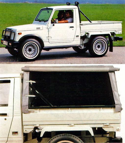 Suzuki LWB Haslbeck