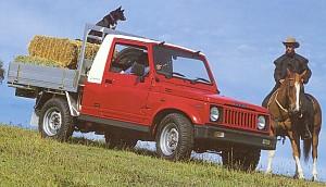 Suzuki 4WD Pickup