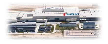 Fábrica Suzuki
