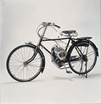 Bicicleta Motorizada Suzuki
