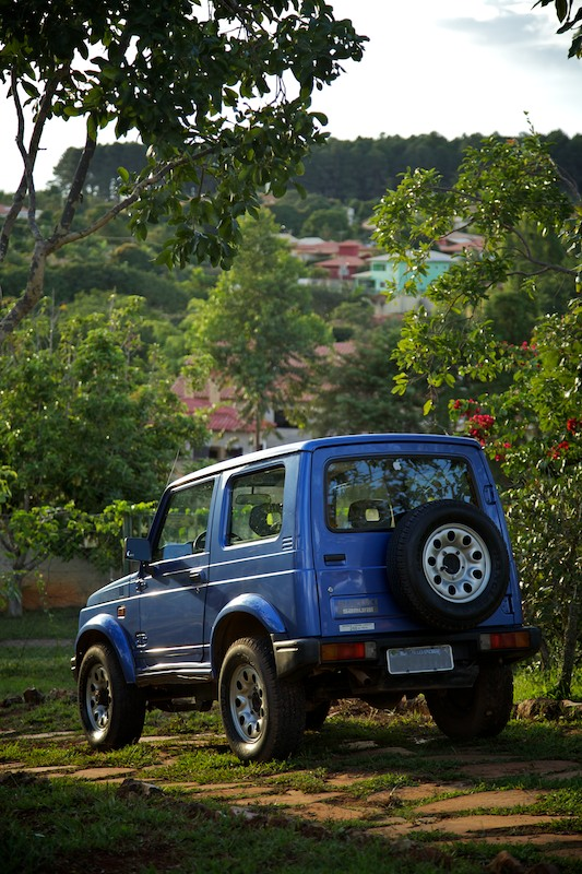 Suzuki Samurai Brasil