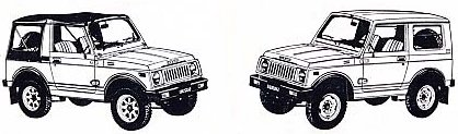 Suzuki SJ