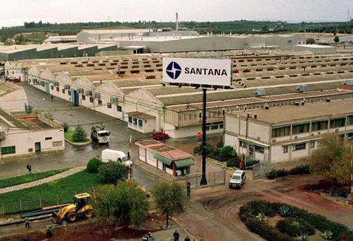 Fábrica Santana Motors - Espanha