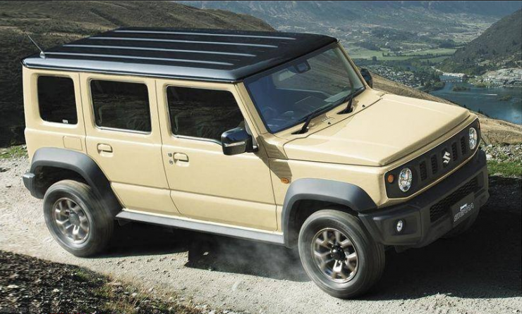 Jimny Long Body